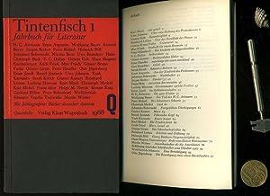 TINTENFISCH 1. Jahrbuch für Literatur. Herausgegeben von: TINTENFISCH / Jahrbuch
