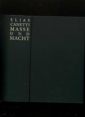 Masse und Macht.: Canetti, Elias: