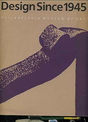 Design since 1945. Marcus, George B. (Ed.): Hiesinger, Kathryn B.