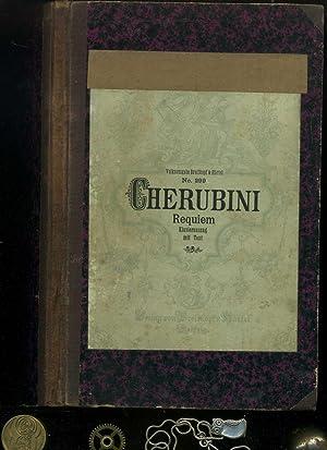 Requien C moll für chor und Orchester.: Cherubini, L: