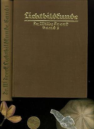 Lichtbildkunde. Ausgabe in 2 Bänden: Erster Band.: Frerk, Willy: