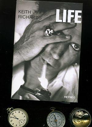 Life. Aus dem englischen von Willi Winkler.: Keith Richards: