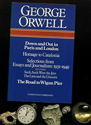 Selected Works: Down and Out in Paris: George Orwell:
