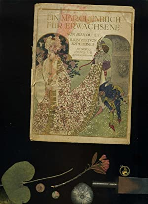 Ein Märchenbuch für Erwachsene. Erotische Märchen. Illustriert: Erotica / Qui