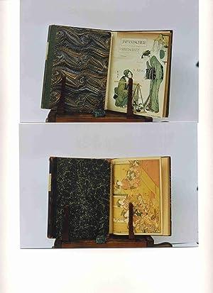 Japanischer Formenschatz. Konvolut von 11 auserlesenen Heften: Bing, Samuel: