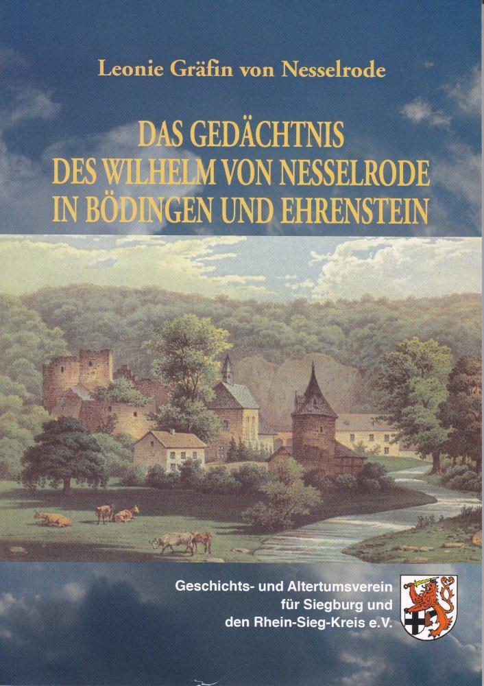Das Gedächtnis des Wilhelm von Nesselrode in: Nesselrode, Leonie Gräfin