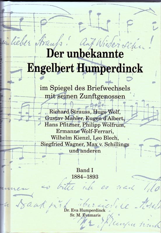 Der unbekannte Engelbert Humperdinck im Spiegel des: Eva Humperdinck Sr.