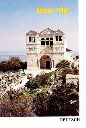 Monte Tabor.: Franziskaner in Jerusalem:
