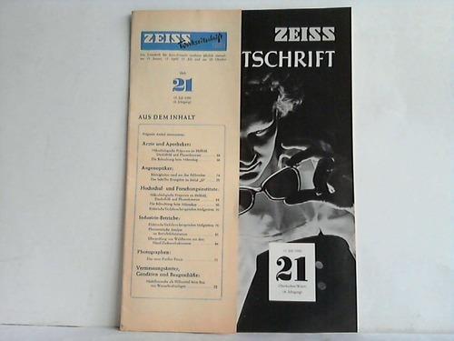 Zeiss Entfernungsmesser Berlin : Die zeitschrift für von zeiss zvab