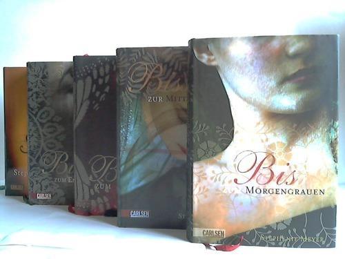 5 Bände: Meyer, Stephenie