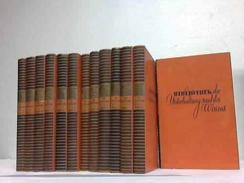 jahrgang 1933 13 b nde by bibliothek der unterhaltung und. Black Bedroom Furniture Sets. Home Design Ideas