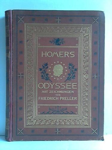 Homer's Odyssee. Vossische Übersetzung: Preller, Friedrich