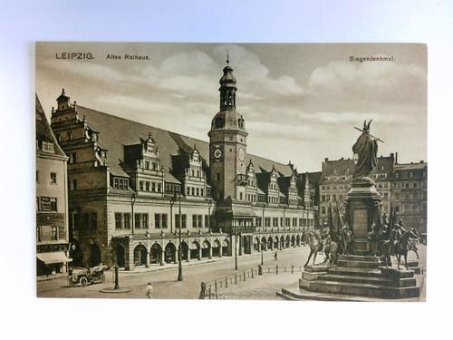 leipzig altes rathaus zvab. Black Bedroom Furniture Sets. Home Design Ideas