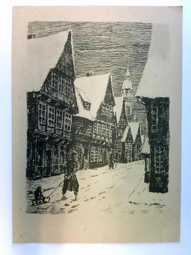 1 Postkarte: Celle - Neue Strasse: Celle