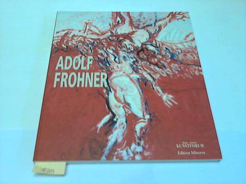 Adolf Frohner (German Edition)
