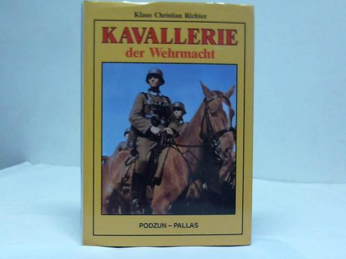 Kavallerie der Wehrmacht: Richter, Klaus Christian