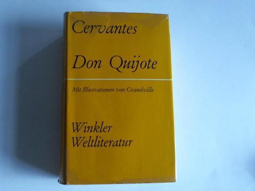 Der sinnreiche Junker Don Quijote von der: Cervantes, Miguel de