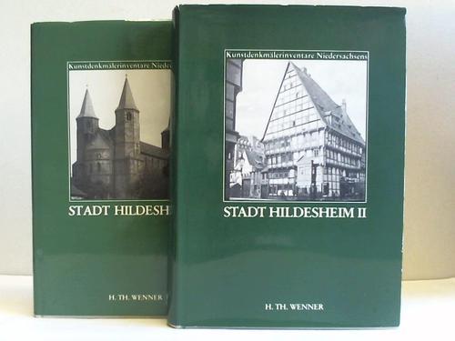 Die Kunstdenkmale der Stadt Hildesheim: Kirchliche Bauten: Hildesheim - Zeller,