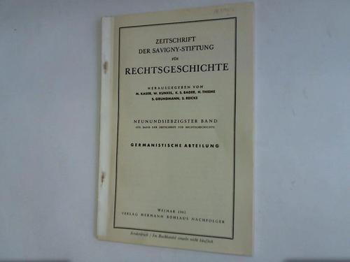 Das Geburtsjahr Heinrichs V. 1081 oder 1086.: Gaettlens, Richard