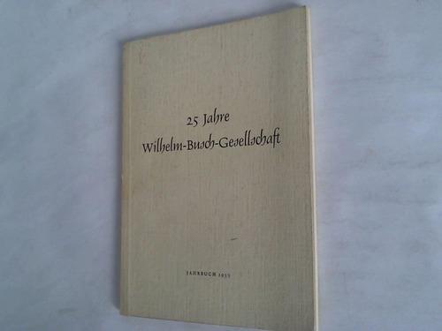 Weihnachtsgrüße Wilhelm Busch.Jahrbuch Der Wilhelm Busch Gesellschaft Von Wilhelm Busch
