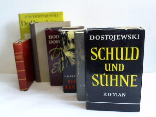 7 Bände: Dostojewski, F. M.