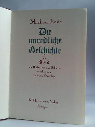 Die unendliche Geschichte: Ende, Michael