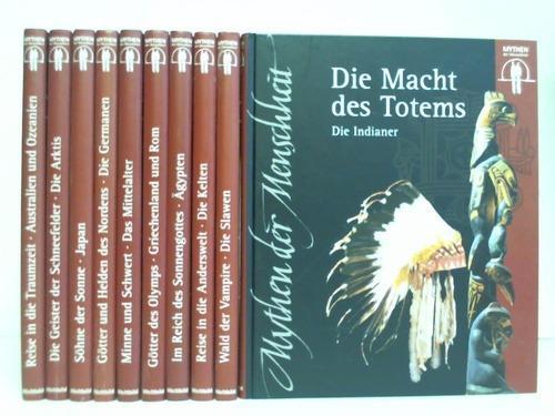 10 Bände: Mythen der Menschheit