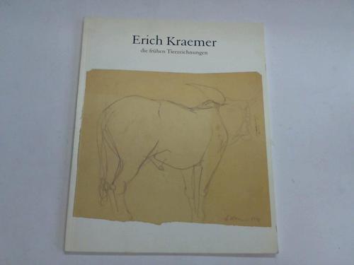 Erich Kraemer die frühen Tierzeichnungen 1948/1949: Kunsthandel Martin Wieland,