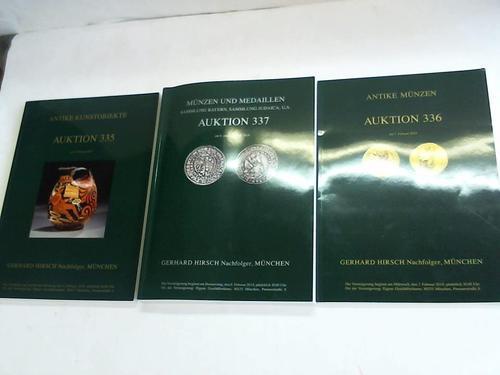 Muenzen Und Medaillen Auktion Von Gerhard Hirsch Zvab