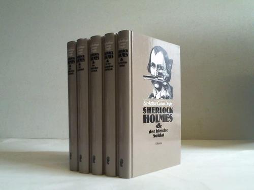 5 Bände: Doyle, Arthur Conan