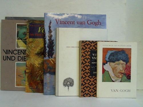 6 Bände: Gogh, Vincent van