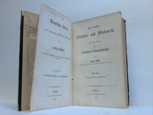 Die deutsche Trachten- und Modenwelt. Ein Beitrag: Falke, Jacob