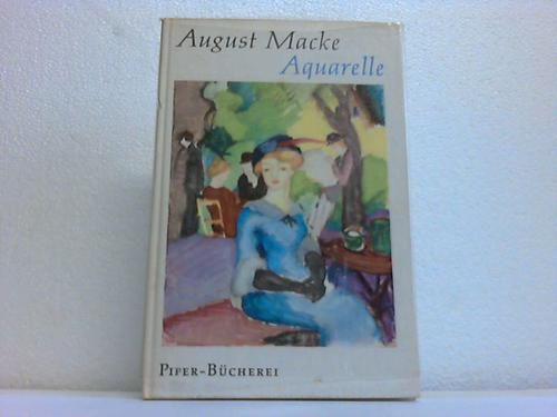 Aquarelle: Macke, August