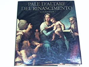 Pale D'Altare del Rinascimento: Burckhardt, Jacob