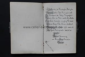 Volles Poesiealbum: Poesiealbum von Klara Diersche