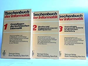 Taschenbuch der Informatik. 3 Bände: Steinbuch, K./Weber, W.
