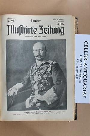 XVI. Jahrgang, Nummern 1 bis 52 - 6. Januar 1907 bis Silvester 1907,: Berliner Illustrierte Zeitung