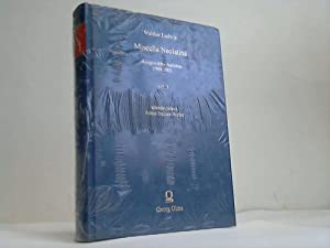 Miscella Neolatina. Ausgewählte Aufsätze 1989 - 2003. Vol. 3: Ludwig, Walther