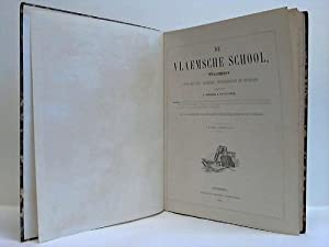 De Vlaemsche School, Tydschrift voor Kunsten, Letteren, Wetenschappen en Nyverheid. Vyfde Jaergang ...