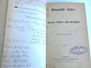Herbart, Johann Friedrich: Sammelband. 3 Bände in Einem: Wendt, Hermann