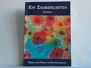 Ein Zaubergarten. Poesie und Prosa im Hochsauerland. Band 3: Brilon e. V., Literarischer ...