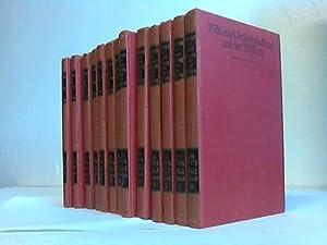 Jahrgang 1932. 13 Bände: Bibliothek der Unterhaltung und des Wissens