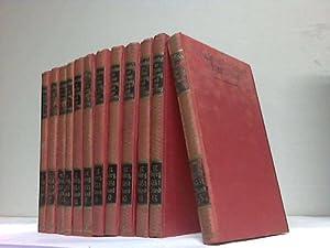 Jahrgang 1931. 12 Bände (von 13 Bänden): Bibliothek der Unterhaltung und ders Wissens