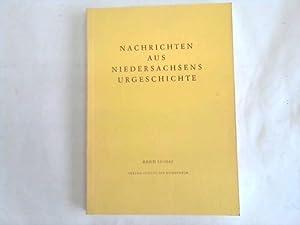 Nachrichten aus Niedersachsens Urgeschichte. Band 51/ 1982: Archäologische Kommission für ...