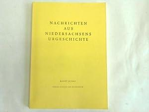 Nachrichten aus Niedersachsens Urgeschichte. Band 52/ 1983: Arch�ologische Kommission f�r ...