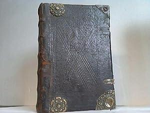 Biblia germanica.1. Biblia/Das ist die ganze heilige: Luther, Martin