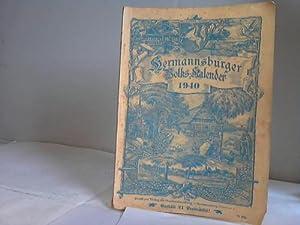 1940: Hermannsburger Volkskalender