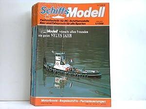 Fachzeitschrift für RC-Schiffsmodelle. Bau- und Fahrpraxis für alle Sparten - Kompletter ...