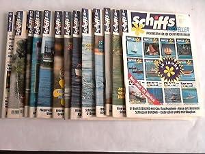 Fachmagazin für den Schifsmodellbauer. 11 (von 12) Heften (ohne Heft 3): Schiffspropeller