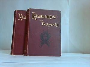 Raskolnikow. 2 Bände: Dostojewskij. F.M.